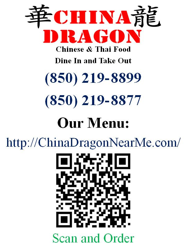 China Dragon Chinese & Thai Food